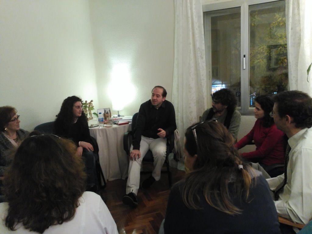 Terapia de grupo - Gabinete THuS