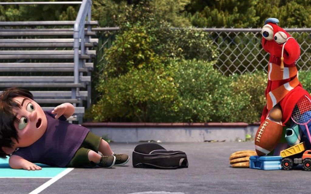 Lou Pixar Acoso escolar, Bullying THuS Psicólogos