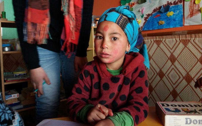 THuS solidario en Marruecos